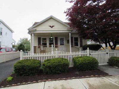 Beacon Single Family Home For Sale: 193 Rombout Ave