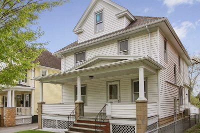Poughkeepsie City Single Family Home For Sale: 38 Roosevelt