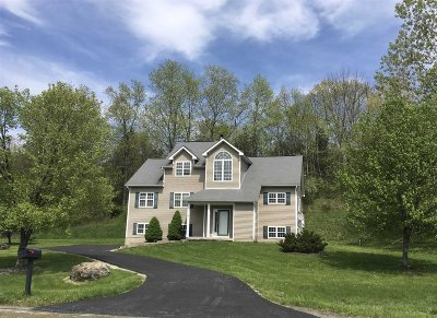 Wappinger Single Family Home For Sale: 29 Red Hawk Hollow Rd