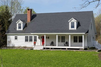 Rhinebeck Single Family Home For Sale: 57 Pilgrims Progress Road