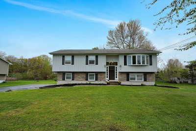Wappinger Single Family Home For Sale: 18 Tor Rd
