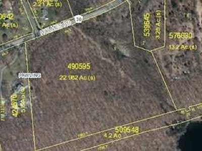 Pawling Residential Lots & Land For Sale: Holmes Rd