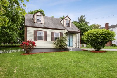 Poughkeepsie Twp Single Family Home For Sale: 10 Hasbrouck Dr