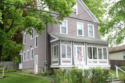 Poughkeepsie Twp Single Family Home For Sale: 60 Sunset Ave.