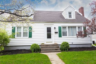 Poughkeepsie City Single Family Home For Sale: 35 Wilbur Blvd