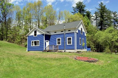 Wawarsing Single Family Home For Sale: 61 Old Queens Highway