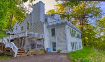 Esopus Single Family Home For Sale: 83 River