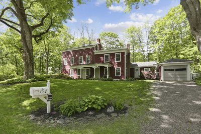 Single Family Home For Sale: 81 Old Bulls Head Rd