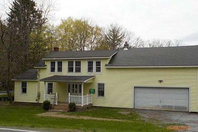 Clinton Single Family Home For Sale: 2395 Salt Point Tpke