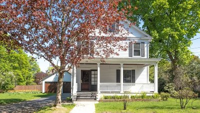 Kinderhook Single Family Home For Sale: 55 William St