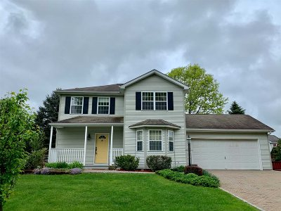 Poughkeepsie Twp Single Family Home For Sale: 24 Sugar Maple Rd
