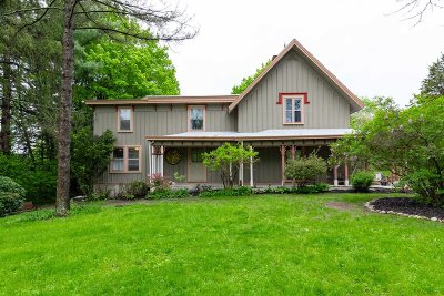Poughkeepsie Twp Single Family Home For Sale: 110 Overocker Rd