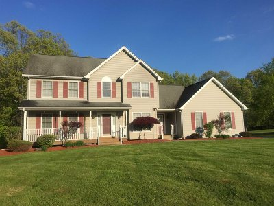 La Grange Single Family Home For Sale: 106 Rock Ledge Dr