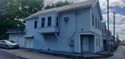 Poughkeepsie City Multi Family Home For Sale: 418 Maple St