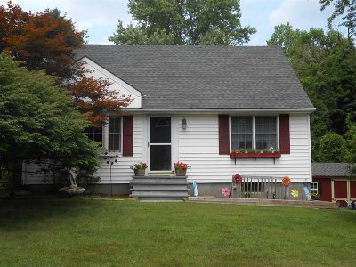 Poughkeepsie Twp Single Family Home For Sale: 11 Ridge Rd