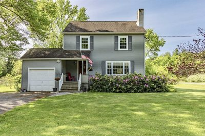 Rhinebeck Single Family Home For Sale: 238 Rhinecliff Road