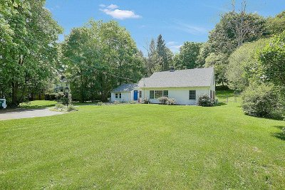 Poughkeepsie Twp Single Family Home For Sale: 2111 New Hackensack Rd