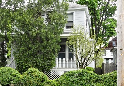 Poughkeepsie City Single Family Home For Sale: 65 Worrall Ave