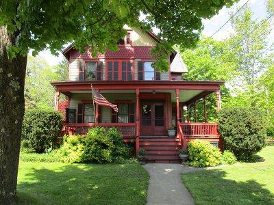 Kinderhook Single Family Home For Sale: 25 Hudson Street