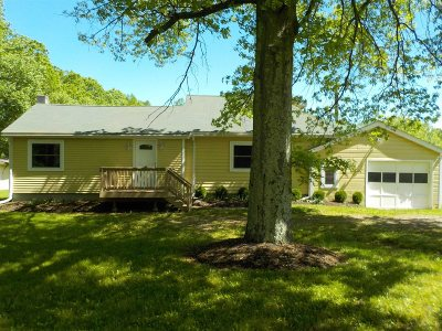 Red Hook Single Family Home For Sale: 311 W Lasher Rd