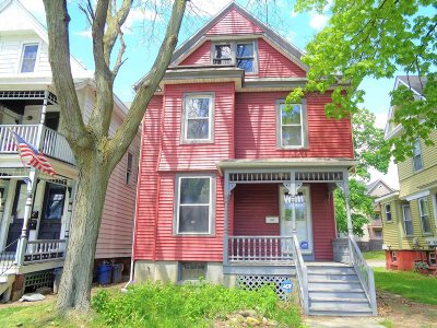 Poughkeepsie City Single Family Home For Sale: 249 Church Street