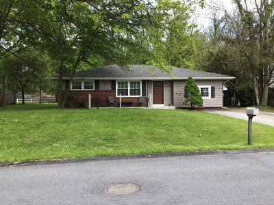 Poughkeepsie Twp Single Family Home For Sale: 20 Mahar Dr