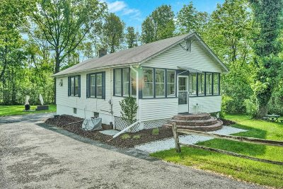 Single Family Home For Sale: 87 Old State Rd