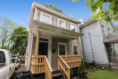 Poughkeepsie Twp Single Family Home For Sale: 452 Maple St.