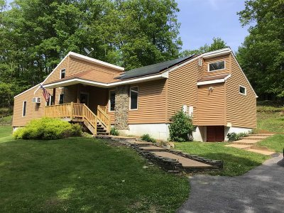 Single Family Home For Sale: 468 Enterprise Road