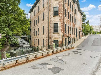Poughkeepsie City Condo/Townhouse For Sale: 80 N Water Street #3C