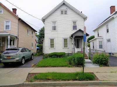 Poughkeepsie City Single Family Home For Sale: 6 Allen Place