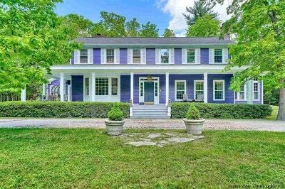 Woodstock NY Single Family Home For Sale: $825,000