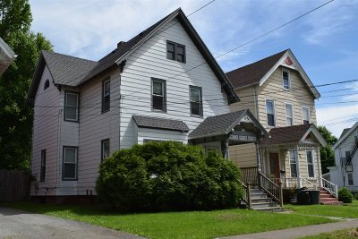 Poughkeepsie City Single Family Home For Sale: 235 Mansion St