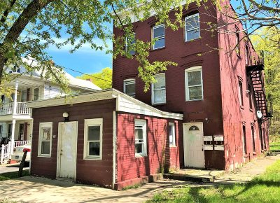 Poughkeepsie City Multi Family Home For Sale: 149 N Hamilton St