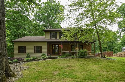 East Fishkill Single Family Home For Sale: 19 Pellbridge