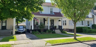 Poughkeepsie City Single Family Home For Sale: 17 Edgar St