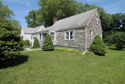 Poughkeepsie City Single Family Home For Sale: 61 Oakwood Blvd