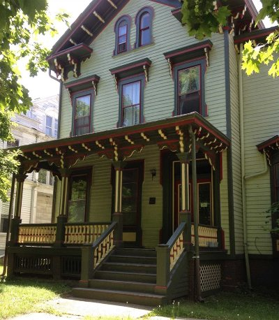 Dutchess County Rental For Rent: 122 Academy St #4