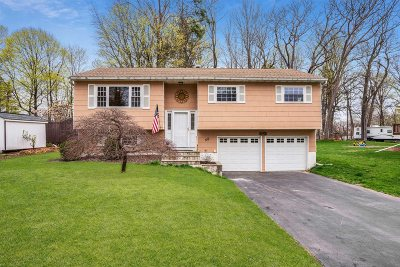 Poughkeepsie Twp Single Family Home For Sale: 50 Robin Rd