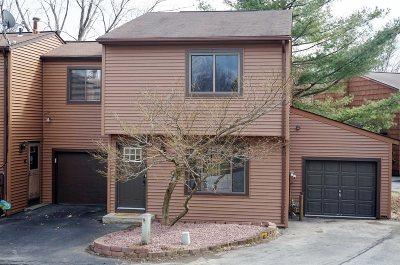 Fishkill Condo/Townhouse For Sale: 39 Hilltop Cir