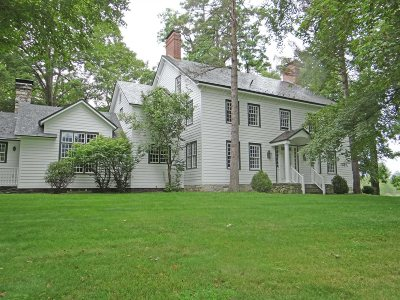 Columbia County, Dutchess County, Orange County, Putnam County, Ulster County, Westchester County Single Family Home For Sale: 1633 Clove Valley Road
