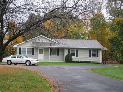 Dutchess County Rental For Rent: 63 Jefferson Rd #A