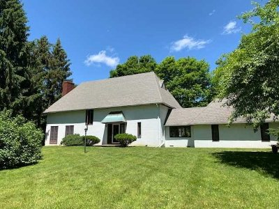 Single Family Home For Sale: 777 Wheeler Hill Road