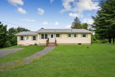 Columbia County Single Family Home For Sale: 1757 County Route 10