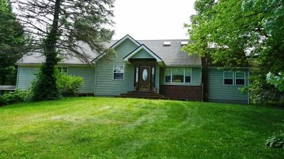Single Family Home For Sale: 1357 County Route 19