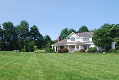 Rhinebeck Single Family Home For Sale: 30 Hilee