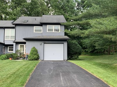 Dutchess County Condo/Townhouse For Sale: 13 North Loop