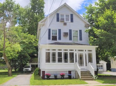 Dutchess County Multi Family Home For Sale: 40 Lagrange Ave