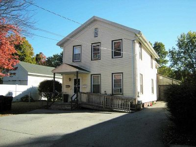 Dutchess County Multi Family Home For Sale: 68 Chestnut St