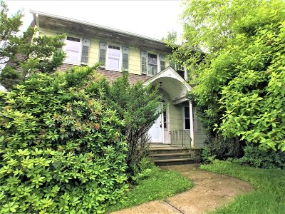 Poughkeepsie City Single Family Home For Sale: 125 Hooker